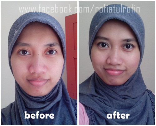 make up with bb cream